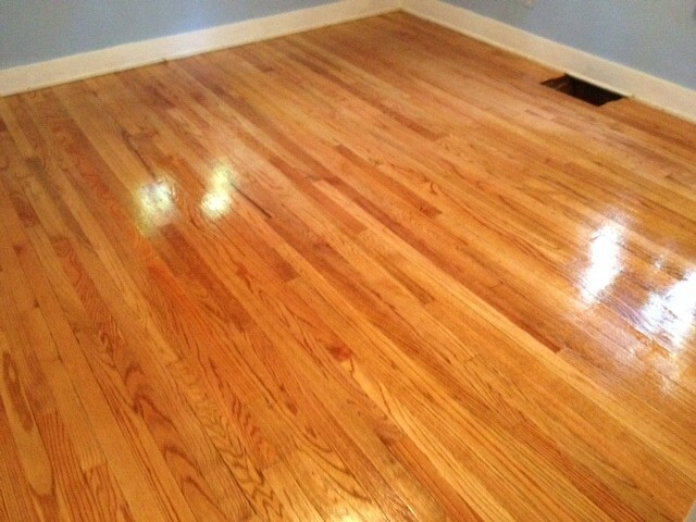 an image showing how well we refinish hardwood floors in Houston