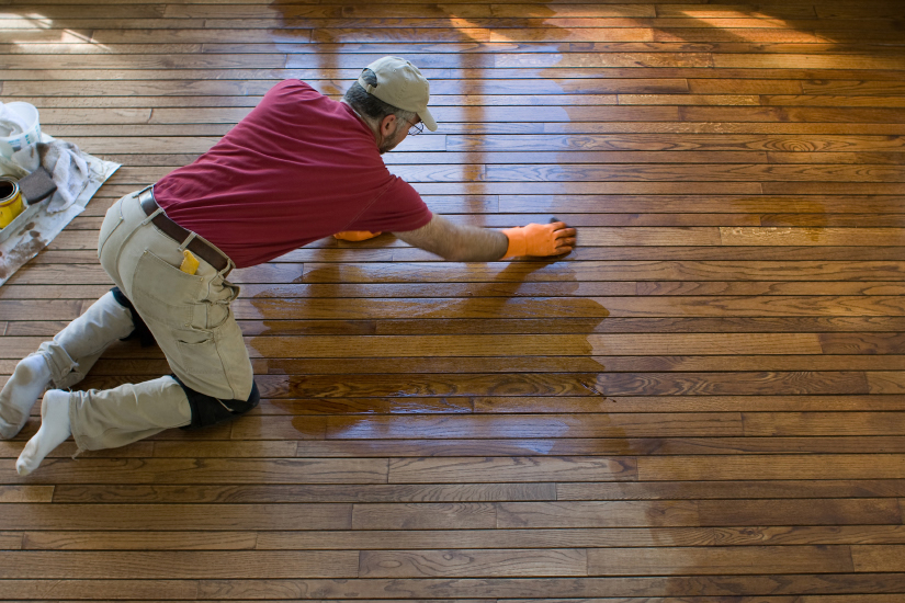 Wood Floor Refinishing in Houston